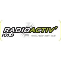 Logo de la radio Radio Activ'