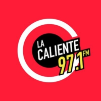 Logo of radio station XHNLO-FM La Caliente 97.1