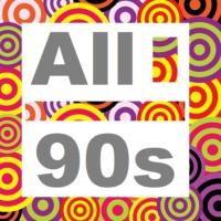 Logo of radio station All 90s Radio