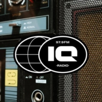 Logo of radio station IQ 97.9