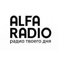 Logo of radio station Альфа Радио