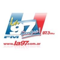 Logo of radio station La 97