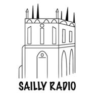 Logo de la radio SAILLY-RADIO