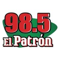 Logo of radio station KBRU-HD2 98.5 El Patrón