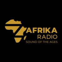 Logo of radio station ZAFRIKA RADIO