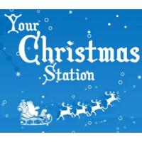 Logo de la radio The Christmas Station from AllHeart