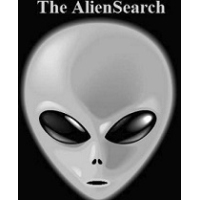 Logo of radio station The Aliensearch
