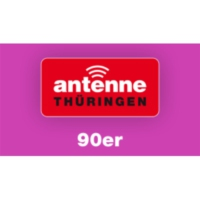 Logo de la radio Antenne Thüringen - 90er