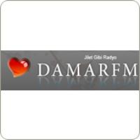 Logo de la radio DamarFm