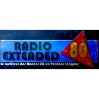 Logo de la radio Radio Extended 80