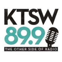 Logo of radio station KTSW 89.9 FM