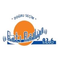 Logo of radio station İzmir Batı Radyo