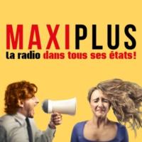 Logo of radio station MAXIPLUS