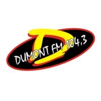 Logo of radio station Rádio Dumont FM
