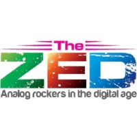 Logo of radio station The ZED