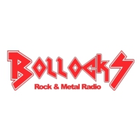 Logo de la radio BOLLOCKS Rock & Metal Radio