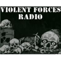 Logo of radio station Violent Forces Radio