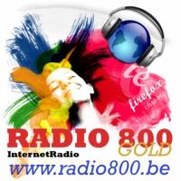 Logo de la radio Radio 800 Gold