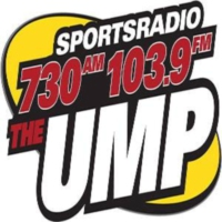 Logo of radio station WUMP AM 730
