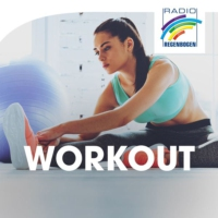 Logo of radio station Radio Regenbogen Workout