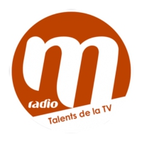 Logo of radio station M Radio Talents TV