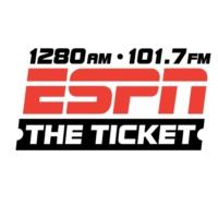 Logo de la radio KXTK ESPN Radio 1280