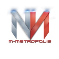 Logo of radio station M-MetrOpOliS