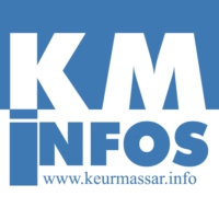 Logo of radio station Radio Keur Massar