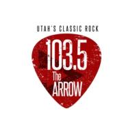 Logo de la radio KRSP-FM 103.5 The Arrow