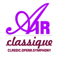 Logo of radio station Air Classique