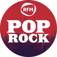 Logo of radio station RFM Pop Rock