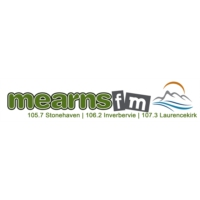 Logo of radio station Mearns FM