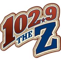 Logo of radio station KHOZ 102.9 The Z