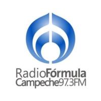 Logo of radio station XHRAC Radio Fórmula 97.3FM
