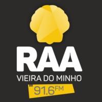 Logo of radio station Rádio Alto Ave