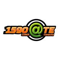 Logo de la radio XEVOZ-AM @FM 1590
