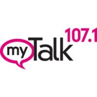 Logo de la radio KTMY MyTalk 107.1