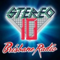 Logo de la radio Stereo 10 Brisbane