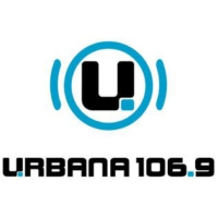 Logo of radio station Urbana