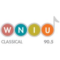 Logo de la radio WNIU Classical 90.5