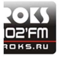 Logo de la radio Radio Roks 102 FM