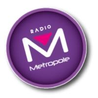 Logo de la radio Metropole Radio