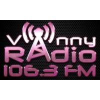 Logo de la radio Vanny Radio 106.3fm