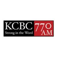 Logo of radio station KCBC 770
