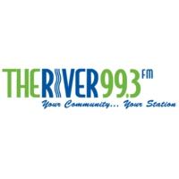 Logo of radio station The River 99.3