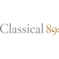 Logo of radio station KBYU-FM Classical 89