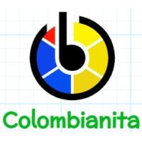 Logo of radio station colombianita