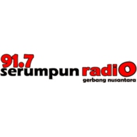 Logo of radio station Serumpun Radio