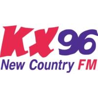 Logo of radio station CJKX-FM KX96
