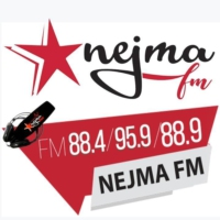 Logo of radio station Nejma FM